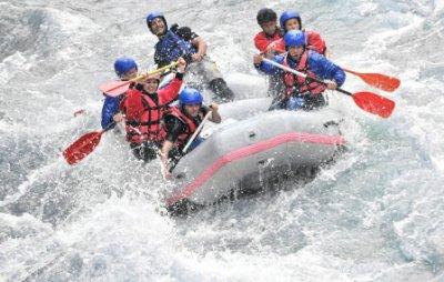 rafting salamanca