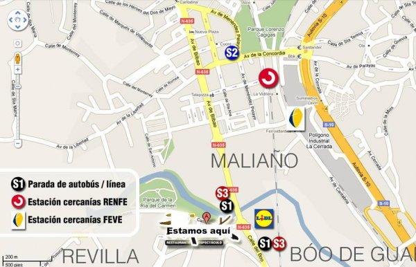 Restaurante 1 Santander