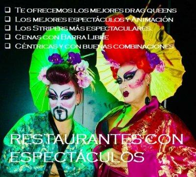 Restaurantes con Espectaculos