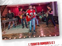 Tributo Hombres G
